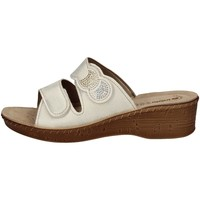 Chaussures Femme Mules Inblu 26 75 BLANC