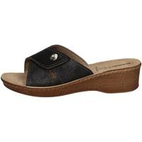 Chaussures Femme Mules Inblu 26 79 NOIR