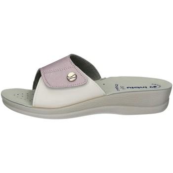 Chaussures Femme Mules Inblu VR 45 CIABATTA Femme LILAS LILAS