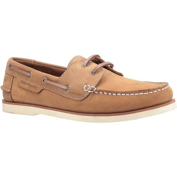 Chaussures Homme Chaussures bateau Hush puppies  Marron clair