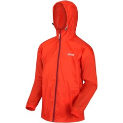 Vêtements Homme Coupes vent Regatta Veste technique imperméable PACK IT III Orange