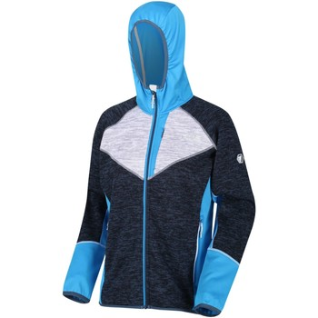 Vêtements Femme Sweats Regatta Femmes Willowbrook VII capuche extensible Midlayer Bleu