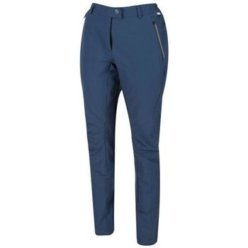 Vêtements Femme Pantalons cargo Regatta Pantalon Femme extensible stretch HIGHTON Bleu