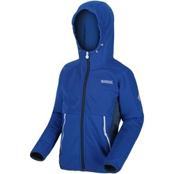 Vêtements Enfant Polaires Regatta Enfants Jenning Full Zip Fleece Bleu