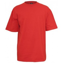 T-shirts manches courtes Urban Classics UrbanClassic T-Shirt  Long T Rouge