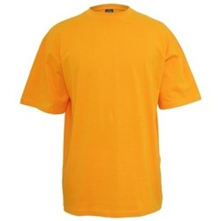 T-shirts manches courtes Urban Classics UrbanClassic T-Shirt  Long T Orange