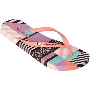 Chaussures Femme Tongs Ipanema I Love Design Fem Blanc,Noir,Rose