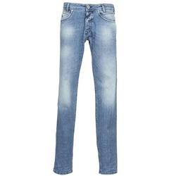 Vêtements Homme Jeans droit Diesel IAKOP Bleu clair