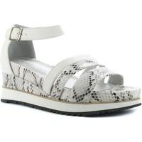 Chaussures Femme Sandales et Nu-pieds Laura Vita Hecio 05 Beige