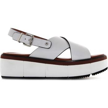 Chaussures Femme Sandales et Nu-pieds Rahya Grey ALESSIA Latte