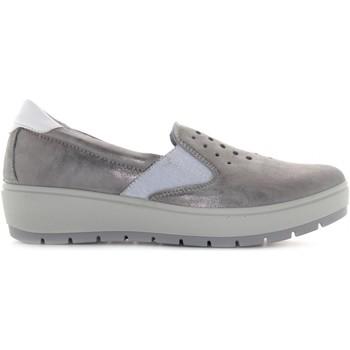 Chaussures Femme Slip ons Enval 5274766 Acciaio