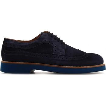 Chaussures Homme Derbies Exton 2190 Blu