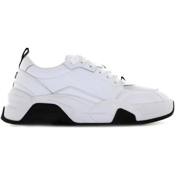 Chaussures Homme Baskets basses Versace Jeans Couture E0YVBSF6 71542 003 Bianco