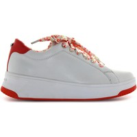 Chaussures Femme Baskets basses Apepazza S0BASKET04/FLW Bianco / rosso