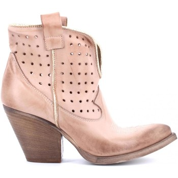 Chaussures Femme Bottines Concept M-307 Taupe