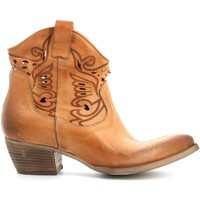 Chaussures Femme Bottines Concept MEXICO Cuoio
