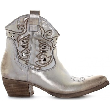 Chaussures Femme Bottines Concept MEXICO Oro