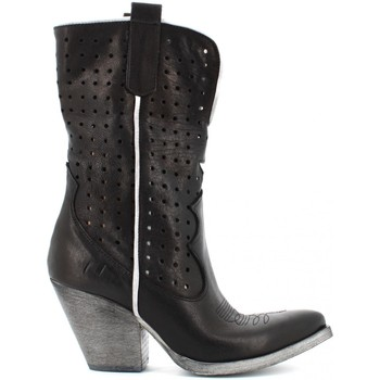 Chaussures Femme Boots Concept M-310 Nero