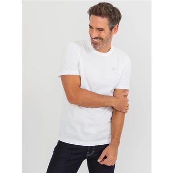 Vêtements Homme T-shirts manches courtes TBS ESSENTEE Blanc
