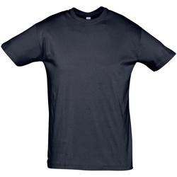 Vêtements Homme T-shirts manches courtes Sols REGENT COLORS MEN Azul