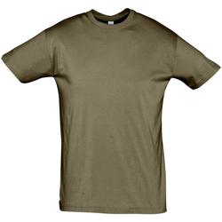 Vêtements Homme T-shirts manches courtes Sols REGENT COLORS MEN Marrón