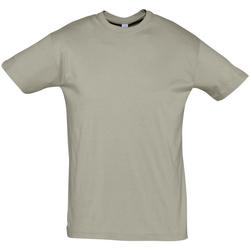 Vêtements Homme T-shirts manches courtes Sols REGENT COLORS MEN Kaki