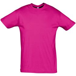 Vêtements Homme T-shirts manches courtes Sols REGENT COLORS MEN Violeta