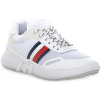 Chaussures Femme Baskets basses Tommy Hilfiger YBS SPORTY Bianco