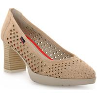 Chaussures Femme Escarpins CallagHan PESCA SABLE Rosa