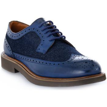Chaussures Homme Derbies Frau SIENA JEANS BLU Blu