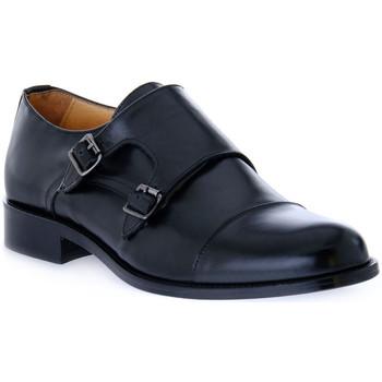 Chaussures Homme Mocassins Exton VITELLO NERO Nero