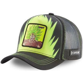 Accessoires textile Casquettes Capslab Casquette Dragon Ball Broly Vert Vert