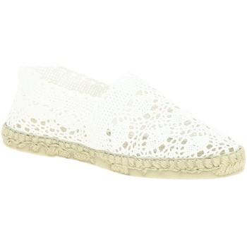 Chaussures Femme Espadrilles La Maison De L'espadrille 324 blanc