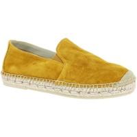 Chaussures Femme Espadrilles La Maison De L'espadrille ESPADRILLE 483 JAUNE