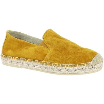 Chaussures Femme Espadrilles La Maison De L'espadrille 483 jaune