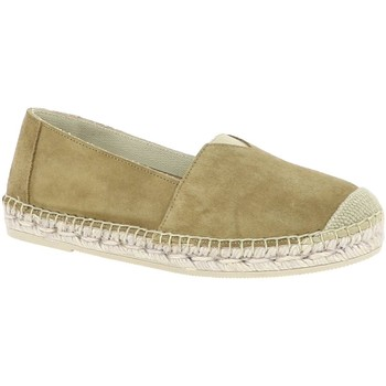 Chaussures Femme Espadrilles La Maison De L'espadrille 482 marron