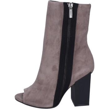 Chaussures Femme Bottines Marc Ellis BM22 Gris