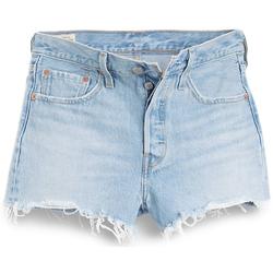 Vêtements Femme Shorts / Bermudas Levi's 56327-0086 bleu