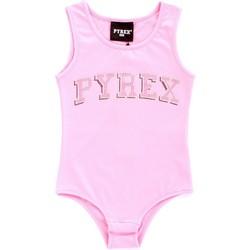 Vêtements Fille Débardeurs / T-shirts sans manche Pyrex 024858 Rosa