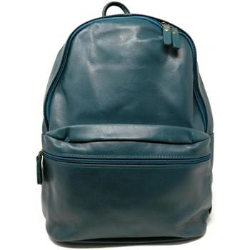 Sacs Sacs à dos Oh My Bag BRINDISI Bleu canard