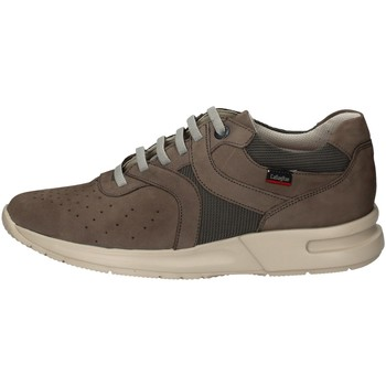 Chaussures Homme Baskets basses CallagHan 91313 GRIS