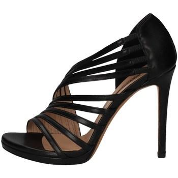 Chaussures Femme Sandales et Nu-pieds Albano 4140 NOIR