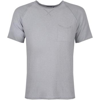 Vêtements Homme T-shirts manches courtes Xagon Man  Gris