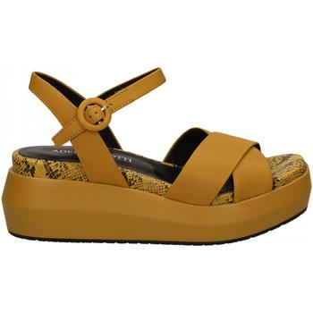 Chaussures Femme Sandales et Nu-pieds Adele Dezotti BORNEO E VITELLO giallo