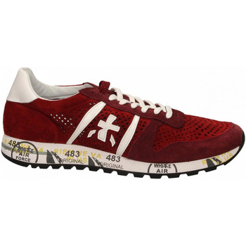 Chaussures Homme Baskets basses Premiata ERIC rosso