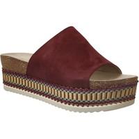 Chaussures Femme Mules Bullboxer 886014f1t Bordeaux