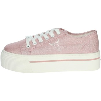 Chaussures Femme Baskets basses Windsor Smith RUBY Rose