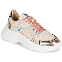 Chaussures Femme Baskets basses John Galliano 3645 Rose