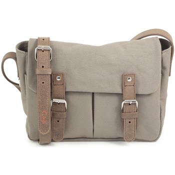 Sacs Femme Besaces C.Oui Besace BRUSSELS 11 Taupe