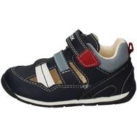 Chaussures Garçon Sandales et Nu-pieds Geox B020BA-08554 BLEU